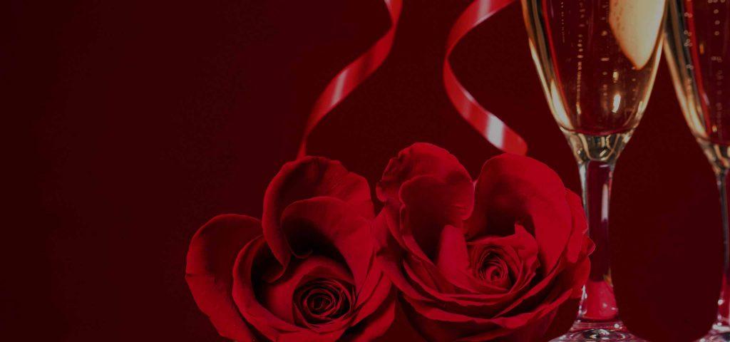 ROSEN - langstielige rote Rosen (Wählen Sie selbst wieviel